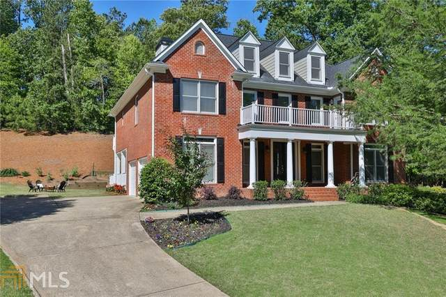 933 Ravenwood Way, Canton, GA 30115 (MLS #8978291) :: Military Realty
