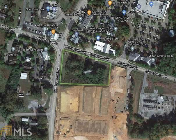 0 Birmingham Rd, Alpharetta, GA 30004 (MLS #8978380) :: RE/MAX Eagle Creek Realty