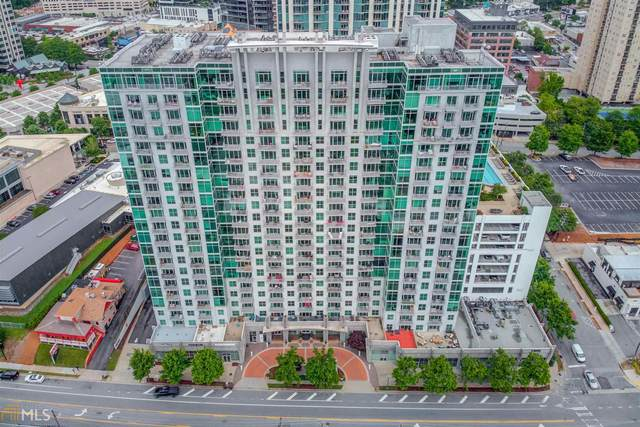 250 Pharr Rd #508, Atlanta, GA 30305 (MLS #8978456) :: Team Cozart