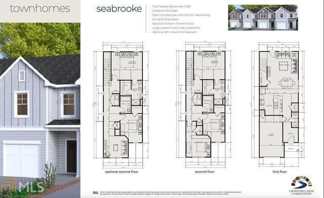 6331 Redan Sq #58, Lithonia, GA 30058 (MLS #8978506) :: Buffington Real Estate Group