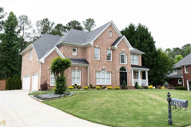 250 Camden Creek Ct, Lawrenceville, GA 30043 (MLS #8978603) :: The Durham Team