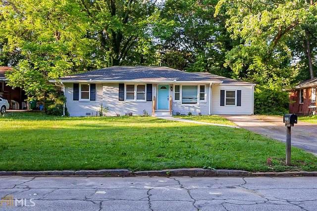 2805 Mitchell, Decatur, GA 30032 (MLS #8978610) :: RE/MAX Center