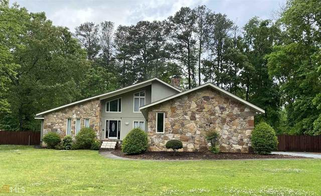 100 Rolling Pines Rd, Rome, GA 30165 (MLS #8978660) :: The Durham Team