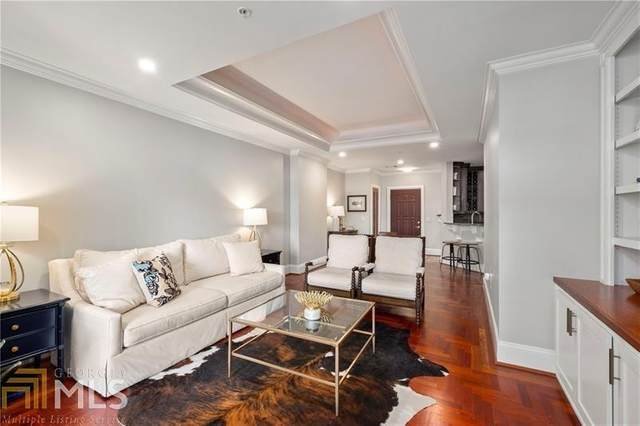 3334 Peachtree Rd #1202, Atlanta, GA 30326 (MLS #8978666) :: Athens Georgia Homes