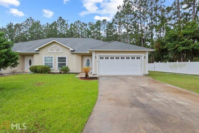 124 Magnolia Ct, Kingsland, GA 31548 (MLS #8978697) :: AF Realty Group