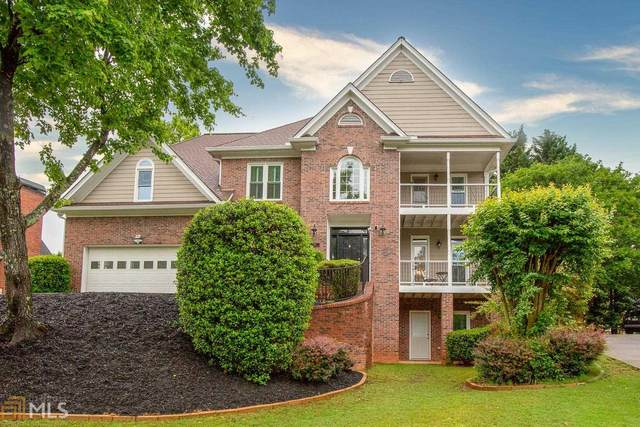 160 Brightmore Way, Johns Creek, GA 30005 (MLS #8978739) :: AF Realty Group