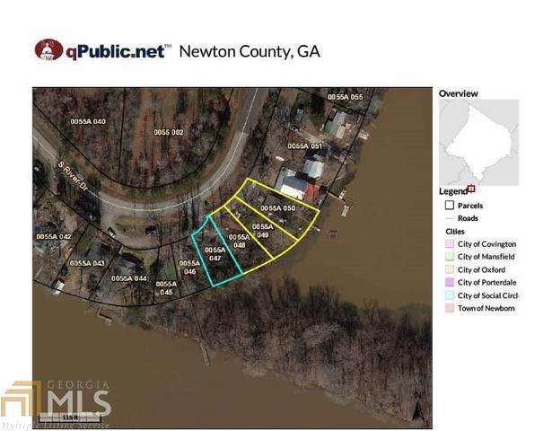 352 South River Dr Lot 3, Jackson, GA 30233 (MLS #8978865) :: Amy & Company | Southside Realtors
