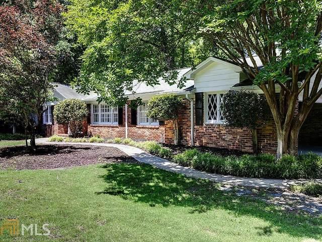 331 NE Valley Green Dr, Atlanta, GA 30342 (MLS #8978874) :: Tim Stout and Associates