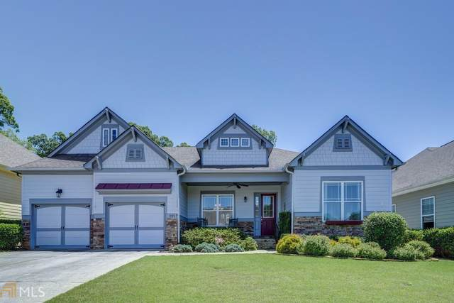 1093 Creekwood Cir, Madison, GA 30650 (MLS #8978900) :: Rettro Group