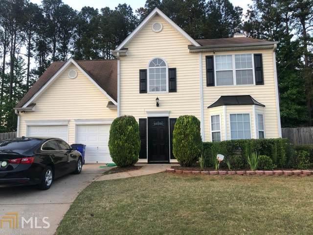 8253 N Sterling Lakes Drive, Covington, GA 30014 (MLS #8978974) :: The Durham Team