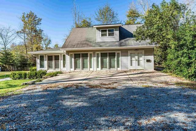 114 Lakecrest Drive, Milledgeville, GA 31061 (MLS #8978985) :: The Durham Team