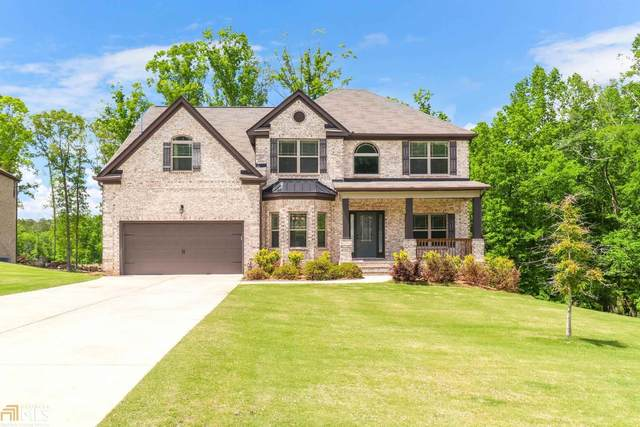 125 Couch Ct, Fayetteville, GA 30214 (MLS #8978991) :: The Durham Team