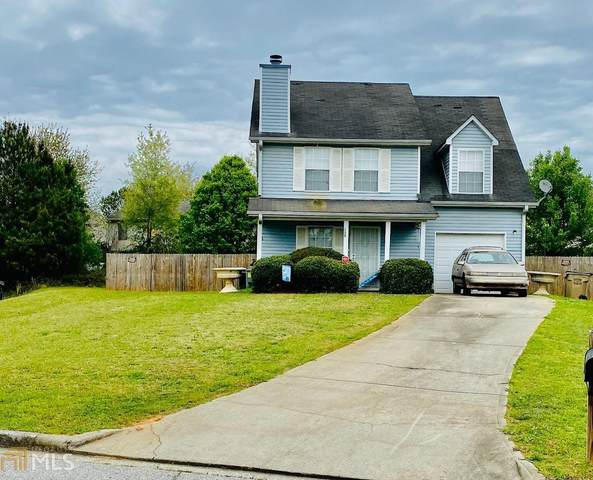 139 Inverness, Riverdale, GA 30274 (MLS #8979081) :: The Durham Team