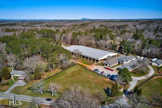 13835 Hopewell Rd, Milton, GA 30004 (MLS #8979139) :: Military Realty