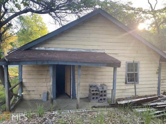 109 Park Ave, Milledgeville, GA 31061 (MLS #8979226) :: The Durham Team