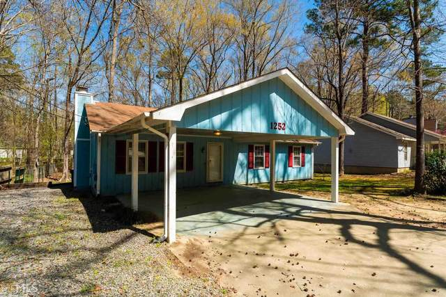 1252 N Plantation Pkwy, Macon, GA 31220 (MLS #8979230) :: Rettro Group
