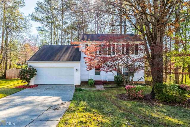 744 Carriage Court, Lawrenceville, GA 30044 (MLS #8979246) :: The Durham Team