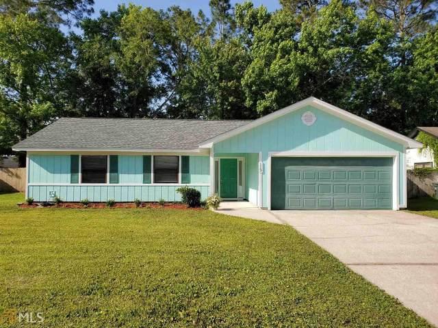 113 Woodridge Ct, Kingsland, GA 31548 (MLS #8979407) :: RE/MAX Eagle Creek Realty