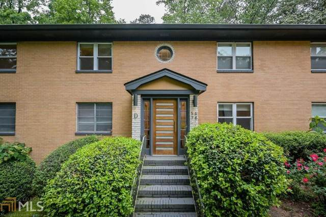 1010 Scott Blvd D5, Decatur, GA 30030 (MLS #8979521) :: Rettro Group
