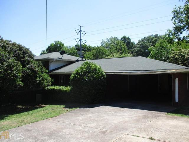 6497 Peacock Blvd, Morrow, GA 30260 (MLS #8979570) :: Savannah Real Estate Experts