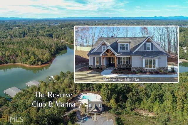 6525 Crestline Drive, Dawsonville, GA 30534 (MLS #8979652) :: Rettro Group