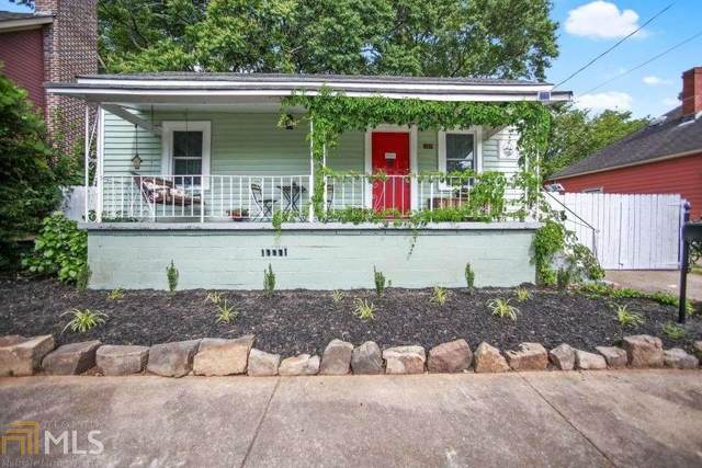 184 Savannah St, Atlanta, GA 30316 (MLS #8979678) :: Rettro Group