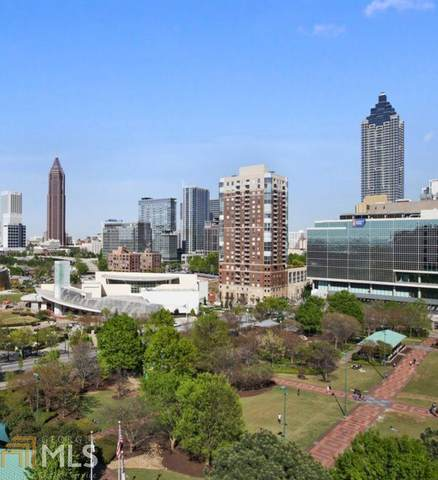 285 Centennial Olympic Park Drive #603, Atlanta, GA 30313 (MLS #8979679) :: Rettro Group