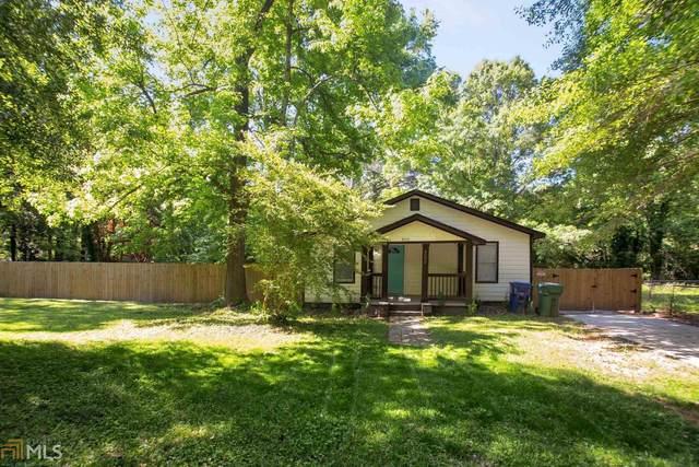 4090 SW Fairburn Ave., Atlanta, GA 30331 (MLS #8979800) :: HergGroup Atlanta
