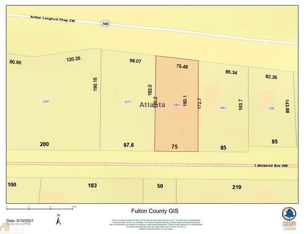 2367 Lakewood Ave, Atlanta, GA 30315 (MLS #8979920) :: Buffington Real Estate Group