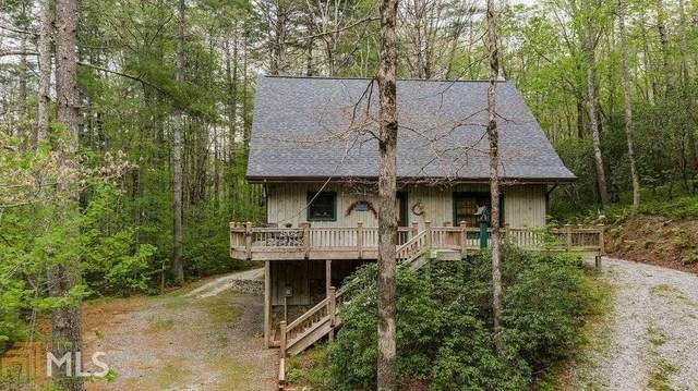 452 Dicks Creek Rd, Clarkesville, GA 30523 (MLS #8979935) :: Crown Realty Group