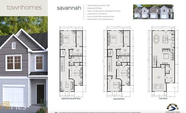 6319 Redan Sq #63, Lithonia, GA 30058 (MLS #8979970) :: Buffington Real Estate Group