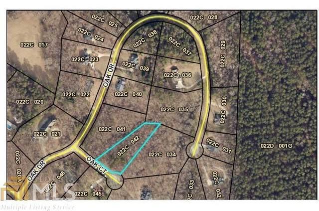 0 Oak Ct #24, Toccoa, GA 30577 (MLS #8980217) :: Buffington Real Estate Group
