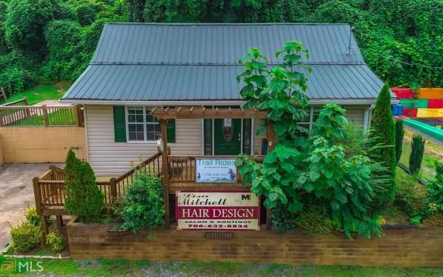 245 E Main, Blue Ridge, GA 30513 (MLS #8980274) :: Buffington Real Estate Group