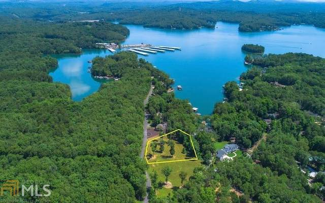 0 Stewart Camp Pt Lot 2, Blue Ridge, GA 30513 (MLS #8980294) :: Grow Local