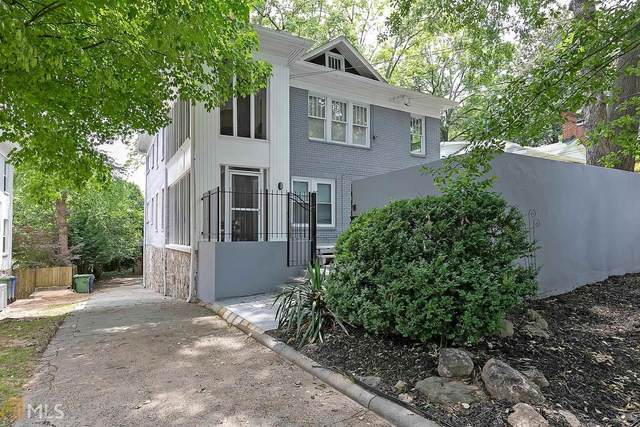 393 8Th St, Atlanta, GA 30309 (MLS #8980373) :: Athens Georgia Homes