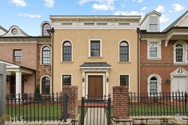 3113 Lenox Rd #3, Atlanta, GA 30324 (MLS #8980449) :: Bonds Realty Group Keller Williams Realty - Atlanta Partners