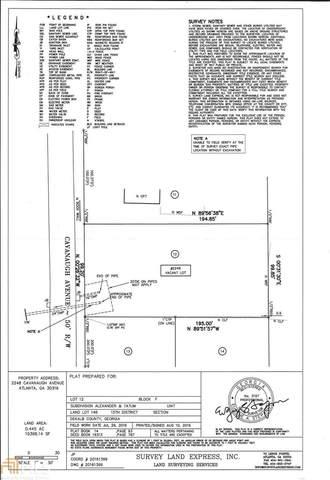 2248 SE Cavanaugh Ave, Atlanta, GA 30316 (MLS #8980758) :: Buffington Real Estate Group