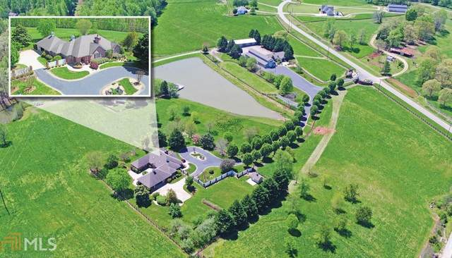 6610 Stringer Rd, Clermont, GA 30527 (MLS #8980814) :: Houska Realty Group