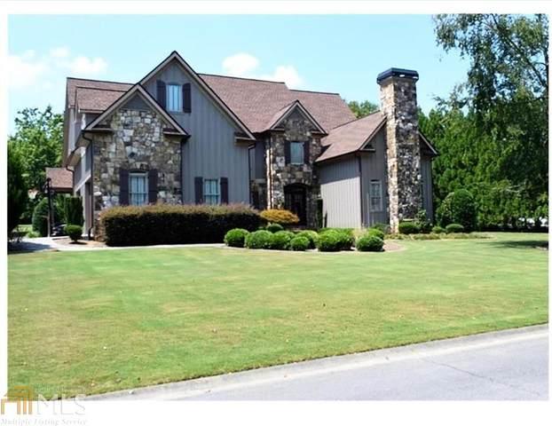 111 Timber Ridge Ln, Calhoun, GA 30701 (MLS #8980975) :: Tim Stout and Associates