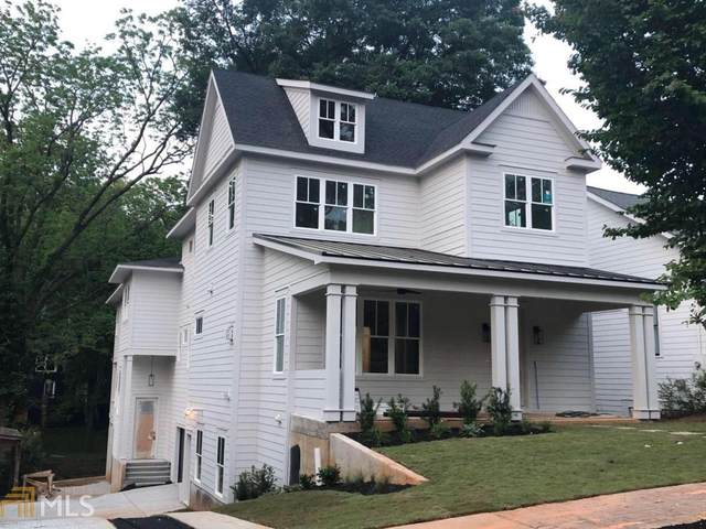 515 Boulevard Pl B, Atlanta, GA 30308 (MLS #8981329) :: Houska Realty Group