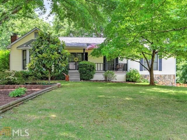 216 Lexington Dr, Woodstock, GA 30188 (MLS #8981358) :: Amy & Company   Southside Realtors