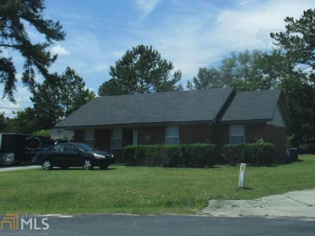 70 E Kenny Dr, Hinesville, GA 31313 (MLS #8981511) :: The Ursula Group