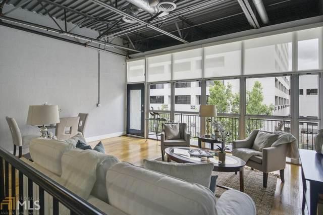 33 Ponce De Leon Ave #301, Atlanta, GA 30308 (MLS #8981852) :: RE/MAX Eagle Creek Realty