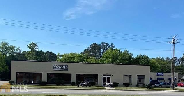 133 135 W Hill St, Thomson, GA 30824 (MLS #8981922) :: AF Realty Group