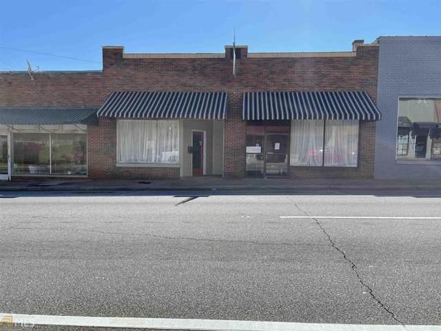 108 North Church St, Thomaston, GA 30286 (MLS #8982020) :: Team Reign