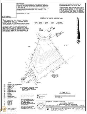 4216 Yorke Ln, Conyers, GA 30013 (MLS #8982110) :: Amy & Company | Southside Realtors