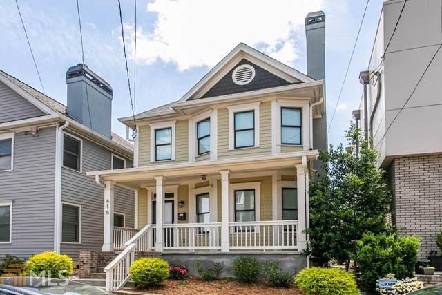 615 Auburn Ave, Atlanta, GA 30312 (MLS #8982304) :: Houska Realty Group