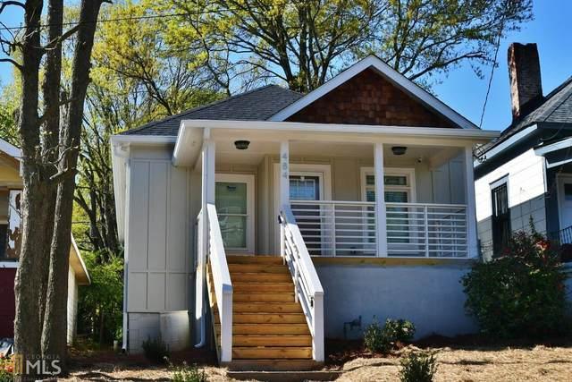 484 Rockwell St, Atlanta, GA 30310 (MLS #8982532) :: Athens Georgia Homes