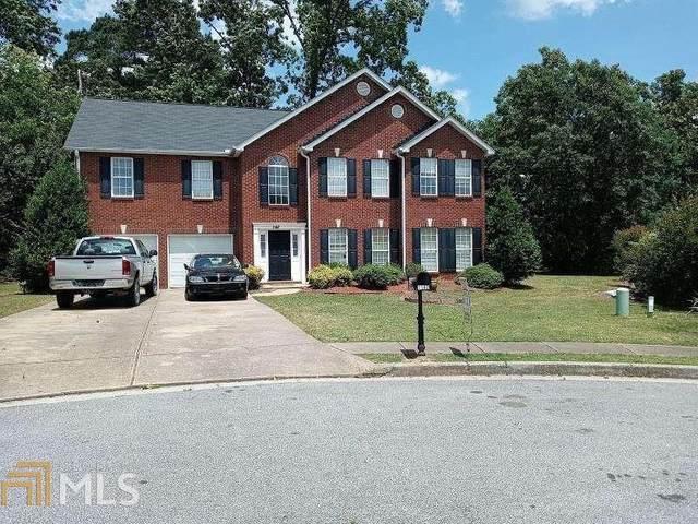 1142 Pine Lane Dr, Grayson, GA 30017 (MLS #8982638) :: Buffington Real Estate Group