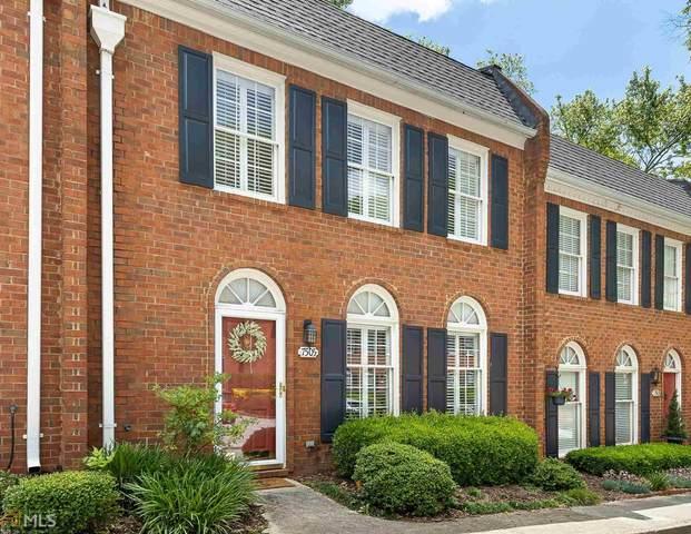 7505 Saint Charles Sq C8, Roswell, GA 30075 (MLS #8982702) :: Bonds Realty Group Keller Williams Realty - Atlanta Partners
